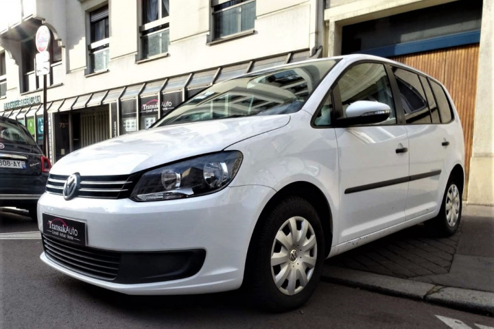 VOLKSWAGEN TOURAN BUSINESS