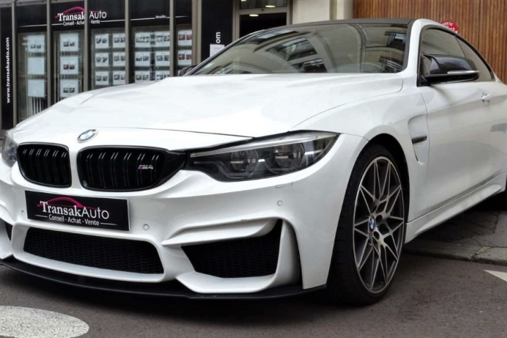 BMW SERIE 4 COUPE F32 LCI